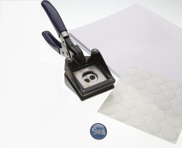 25mm Domed Centre Kit makes 500 Centres