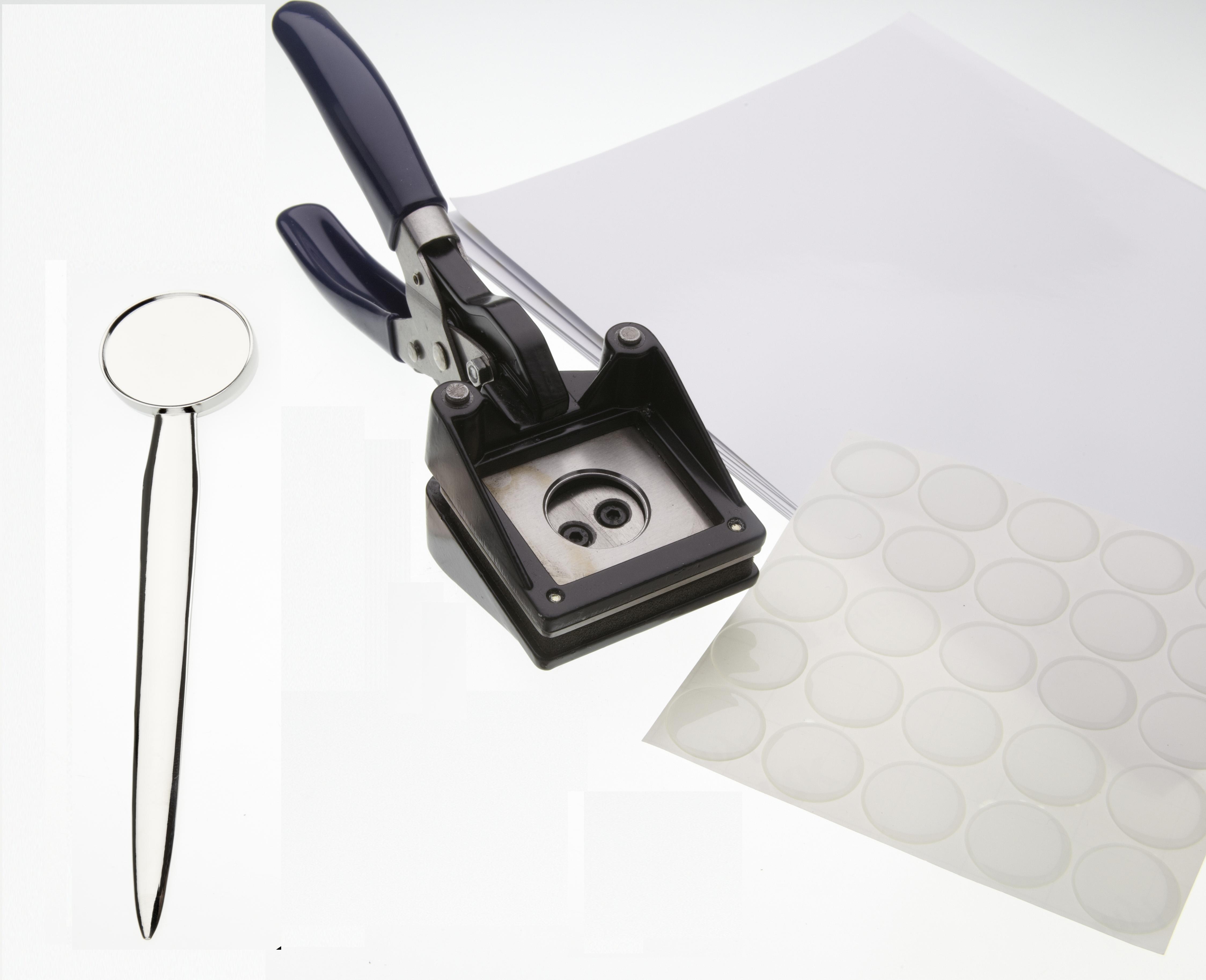 Letter Opener Kit Makes 100 letter openers