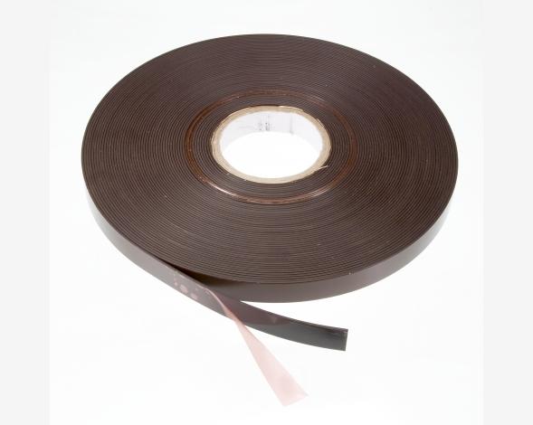 20mm X 10 Meter Roll Self Adhesive Magnetic Strip