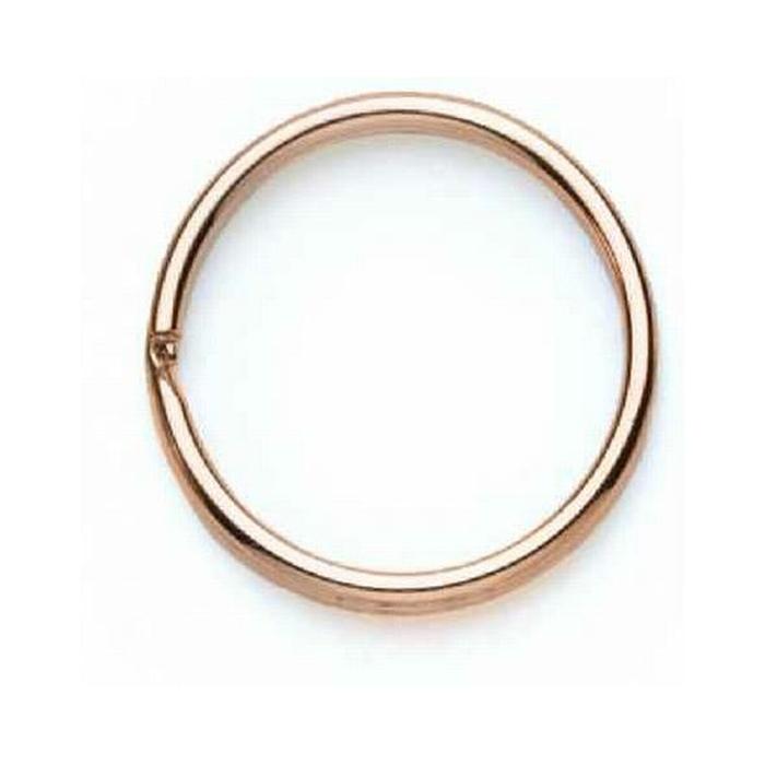 30mm Split Ring Gilt