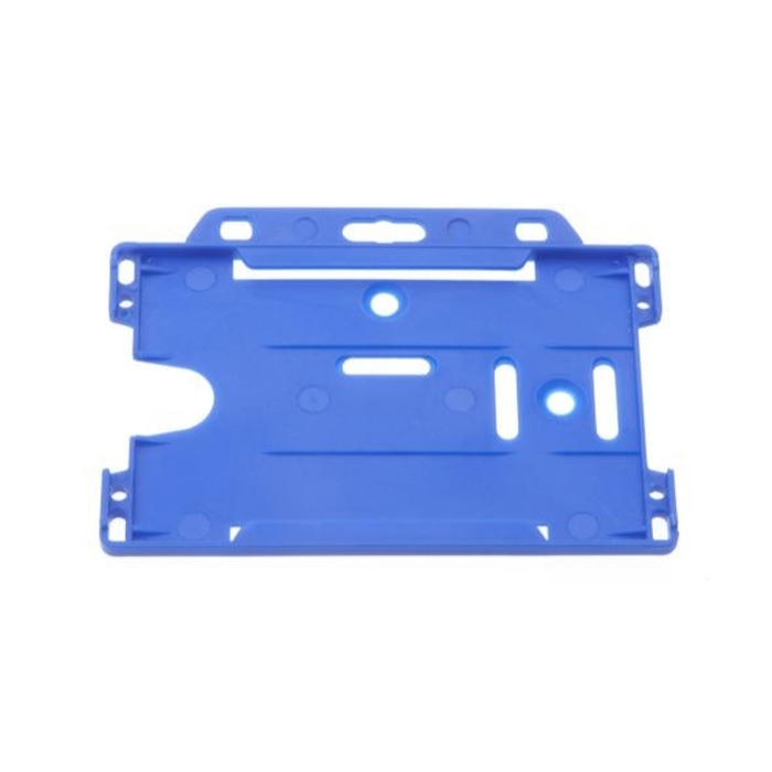 54mm X 86mm (Credit Card Size) Card Holder Blue