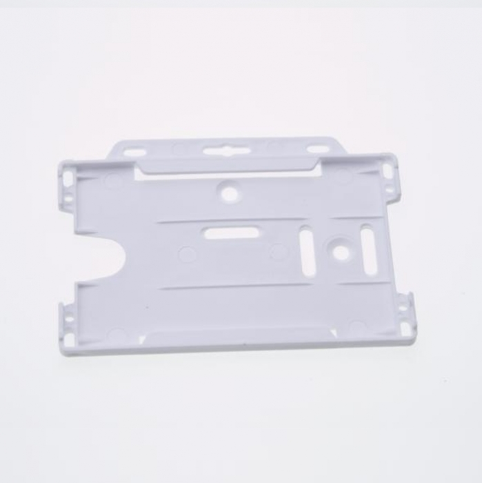 54mm X 86mm (Credit Card Size) Card Holder White