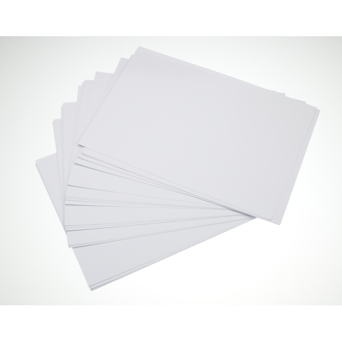 A4 Self Adhesive Glossy Photo paper 150g Pack of 25