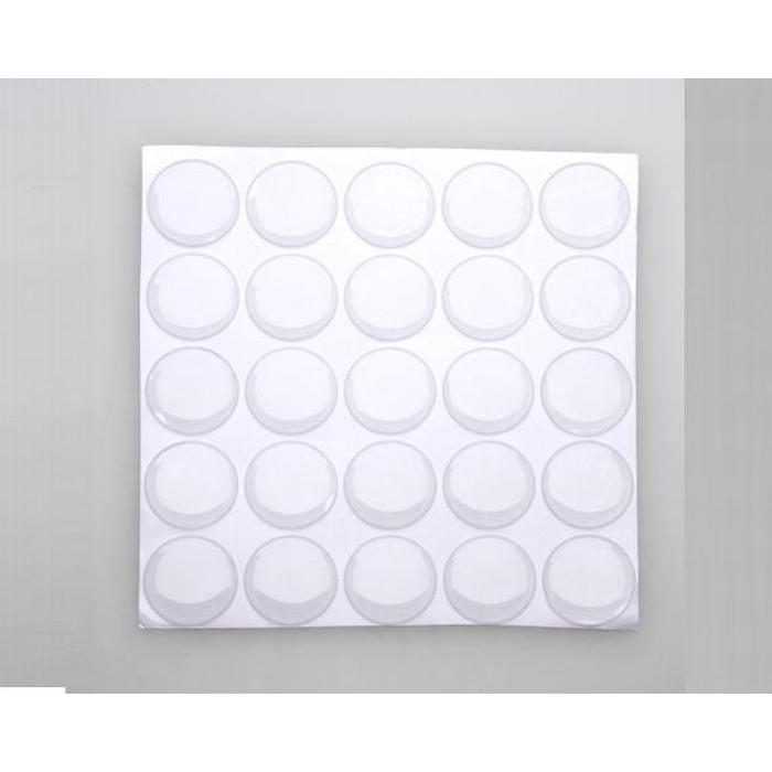 25mm Self Adhesive Polyurethane Dome