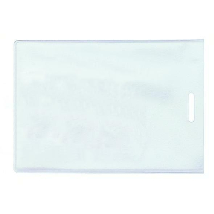 70mm X 100mm PVC Wallet Insert Size 65 x 90mm