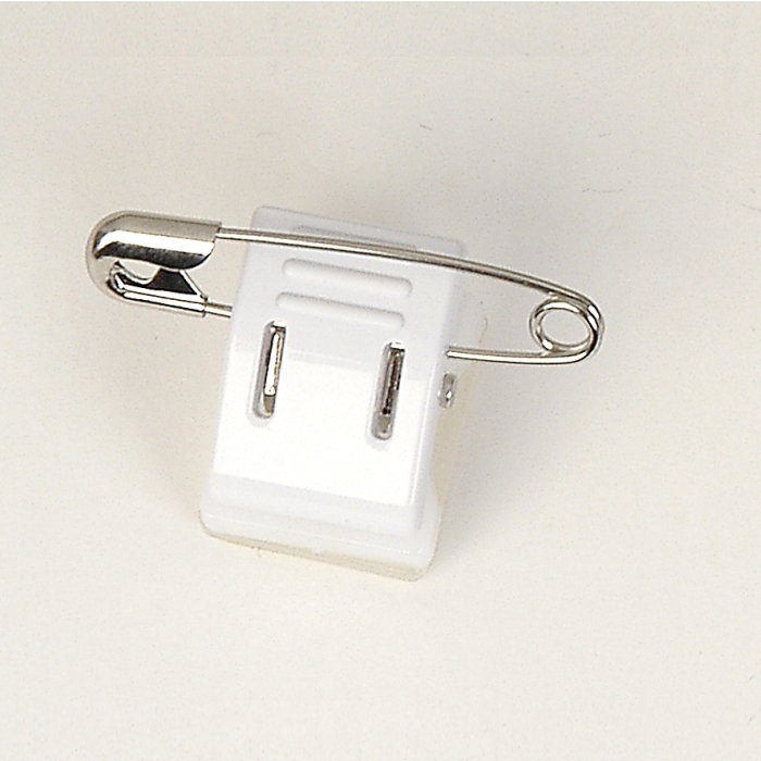 Small Self Adhesive Rotating Plastic Combi Clip