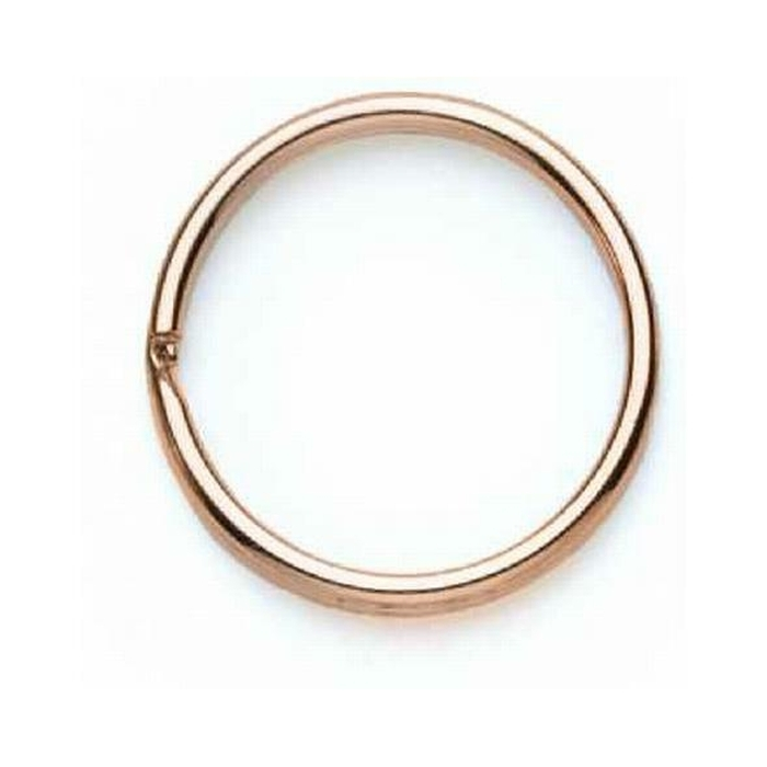 38mm Split Ring Gilt