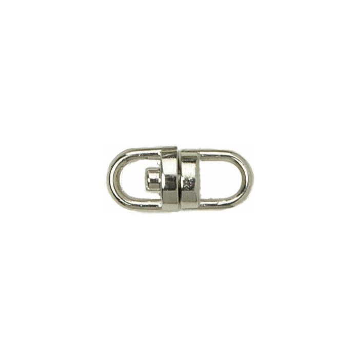 15mm Keyring Swivel Nickel Plated