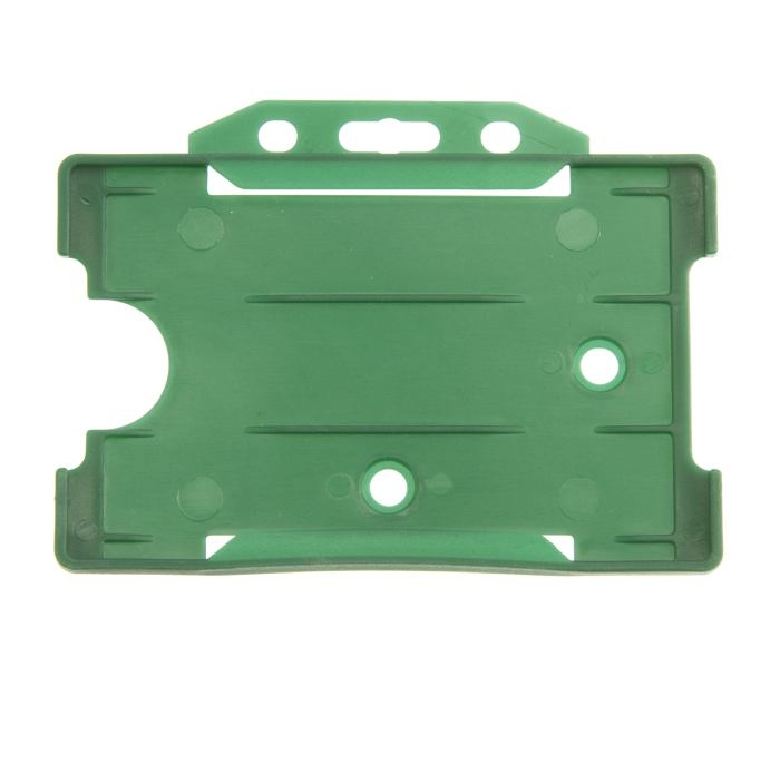 54mm x 86mm (Credit Card Size) Card Holder Green