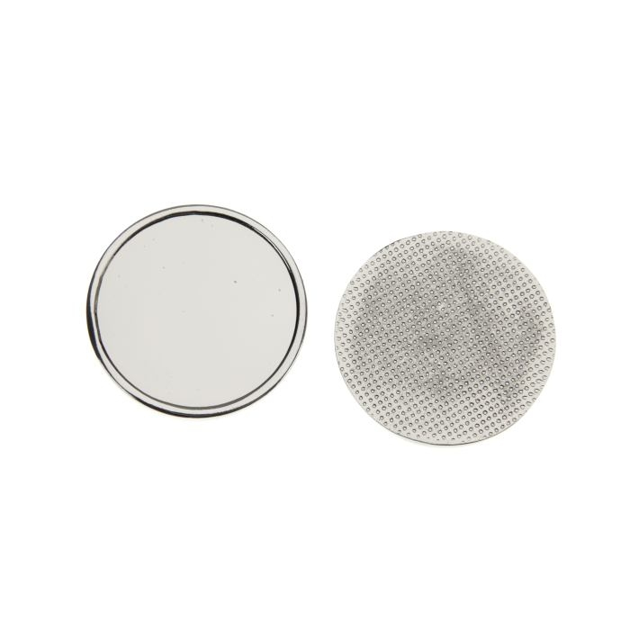 Ball Marker or Blank disk to take a 18mm insert